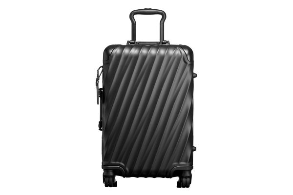 Tumi 19 Degree Aluminum International Carry-On - 36860-MATTE BLACK