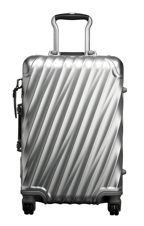Tumi 19 Degree Aluminum International Carry On 36860 Silver