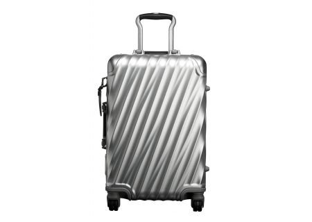 Tumi 19 Degree Aluminum International Carry-On - 36860-SILVER