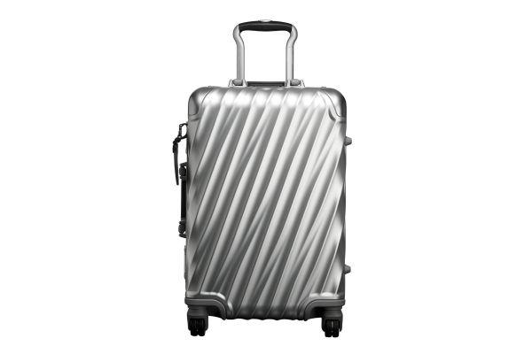 Large image of TUMI 19 Degree Aluminum International Carry-On - 36860-SILVER