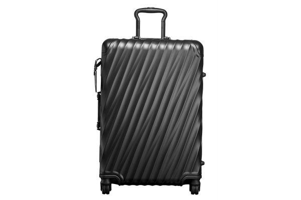 Large image of TUMI 19 Degree Aluminum Short Trip Packing Case - 36864-MATTE BLACK