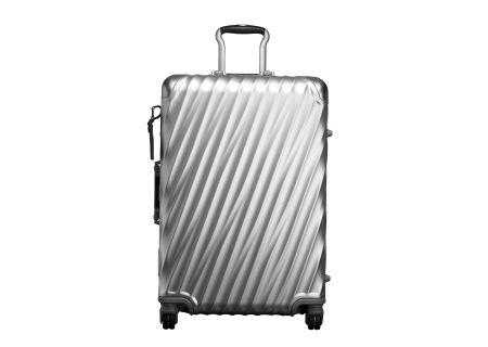 Tumi 19 Degree Aluminum Short Trip Packing Case - 36864-SILVER
