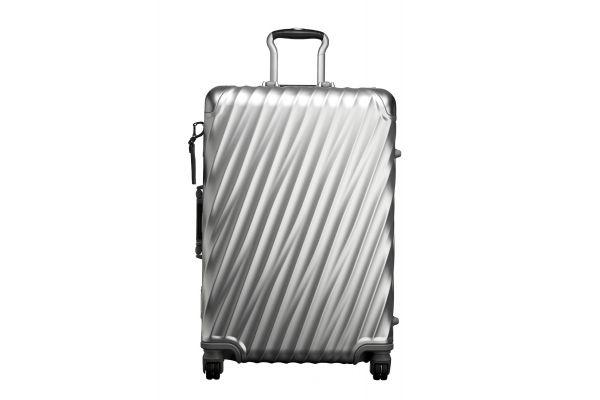 Large image of TUMI 19 Degree Aluminum Short Trip Packing Case - 36864-SILVER