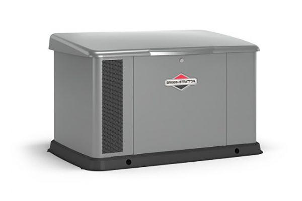 Large image of Briggs & Stratton 20kW Aluminum Enclosure Standby Generator - 040588