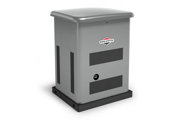 Large image of Briggs & Stratton 12kW Steel Enclosure Standby Generator - 040590