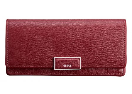 Tumi - 43302-CRANBERRY - Womens Wallets