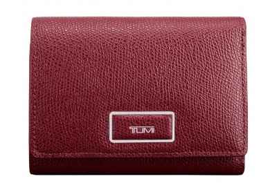 Tumi - 43305-CRANBERRY - Womens Wallets