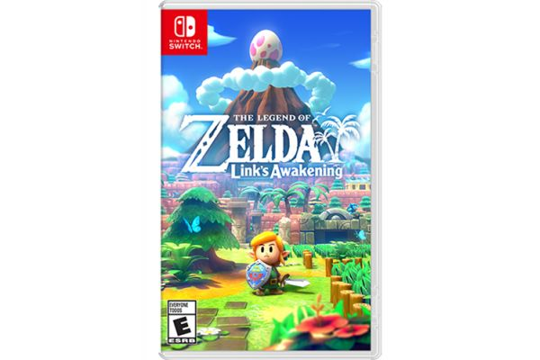 Large image of Nintendo Switch The Legend Of Zelda: Link's Awakening Video Game - 045496596545