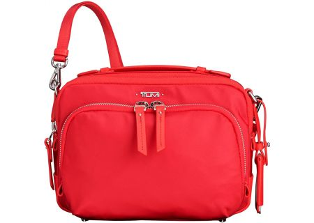 Tumi Voyageur Hot Pink Luanda Flight Bag - 995761426
