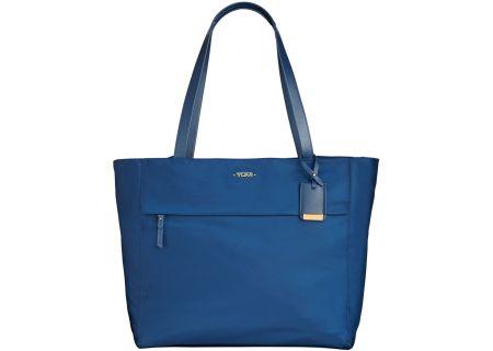 Tumi Voyageur Ocean Blue M-Tote - 999071621
