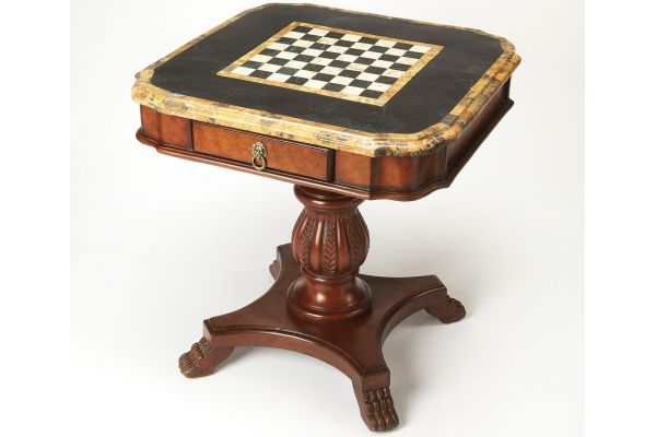 Large image of Butler Specialty Company Carlyle Heritage Game Table - 0506070