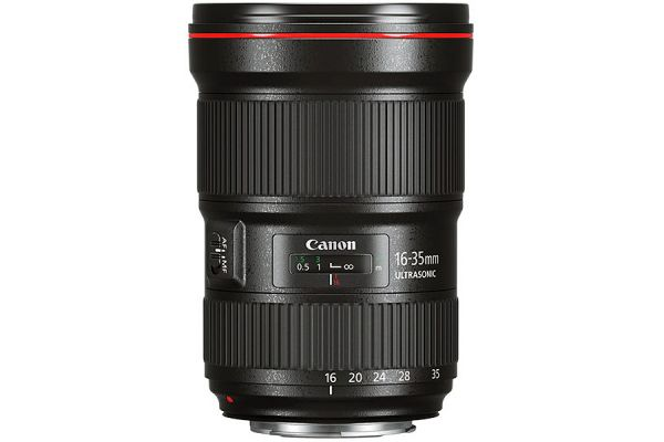 Large image of Canon EF 16-35mm f/2.8L III USM Lens - 0573C002