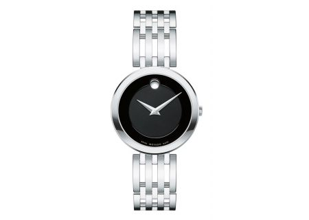 Movado Esperanza Stainless Steel Womens Watch - 0607051