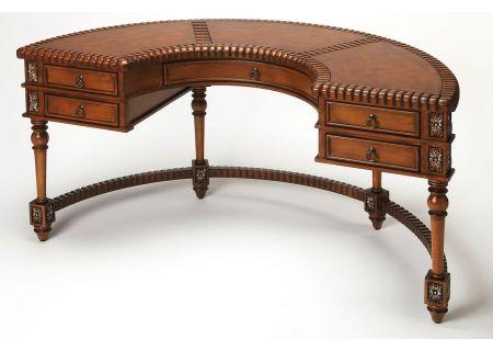 Butler Specialty Company Geneva Demilune Desk - 0714090