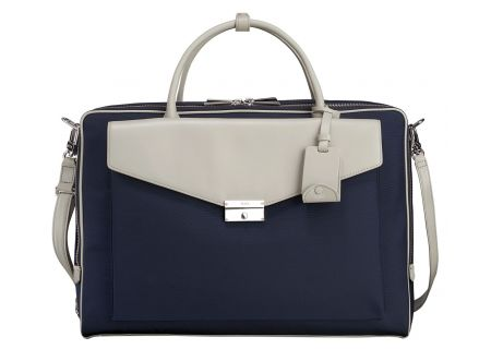 Tumi - 73615-GREY BLUE SPECTATOR - Briefcases