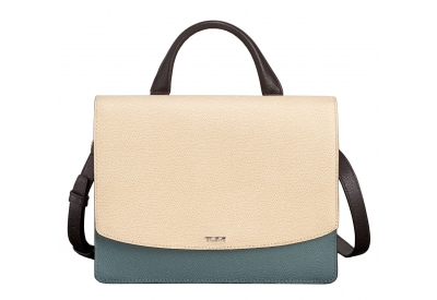 Tumi - 79394-BLUE CREAM SPECTATOR - Crossbodies