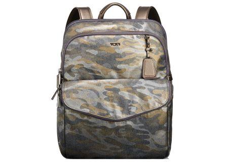 Tumi - 79491-METALLIC CAMO - Backpacks