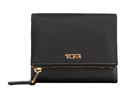 Tumi - 93903-BLACK - Womens Wallets
