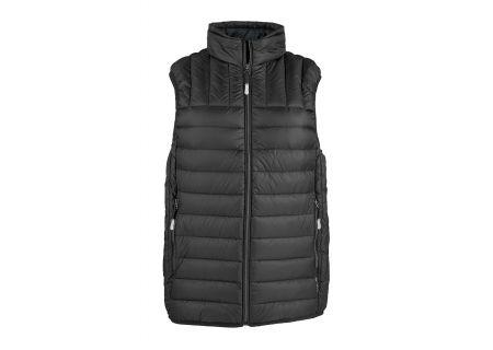 Tumi Black Small PAX Outerwear Mens Vest - F67125-BLACK