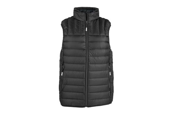 Tumi Black XX-Large PAX Outerwear Mens Vest - F67125-BLACK XXL