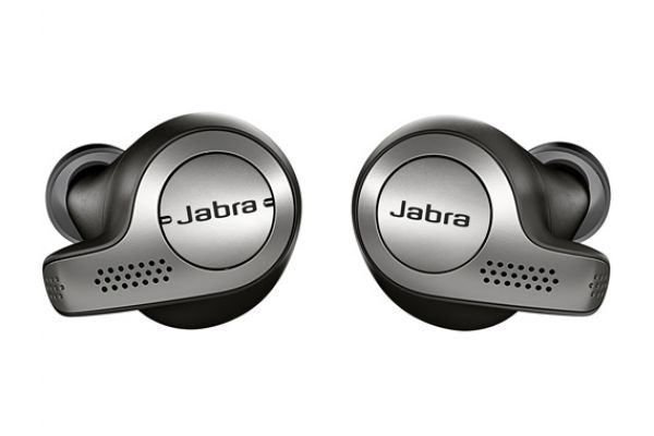 Jabra Elite 65t Black Earbuds - 100-99000000-02