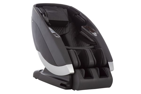 Large image of Human Touch Super Novo Gray Massage Chair - 100-SNOVO-022