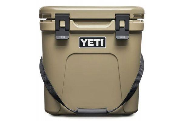 Large image of YETI Desert Tan Roadie 24 Cooler - 10022200000