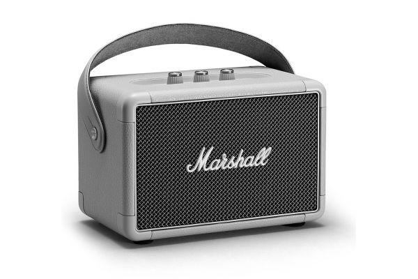 Large image of Marshall Kilburn II Grey Bluetooth Portable Speaker - 1002635