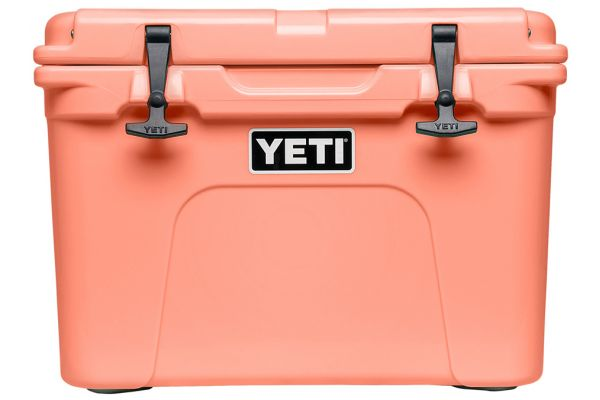 Large image of YETI Limited Edition Coral Tundra 35 Cooler - 10035140000