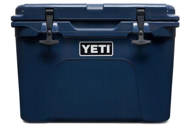 Large image of YETI Navy Tundra 35 Cooler - 10035200000