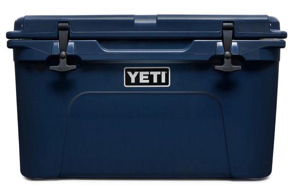 Large image of YETI Navy Tundra 45 Cooler - 10045200000