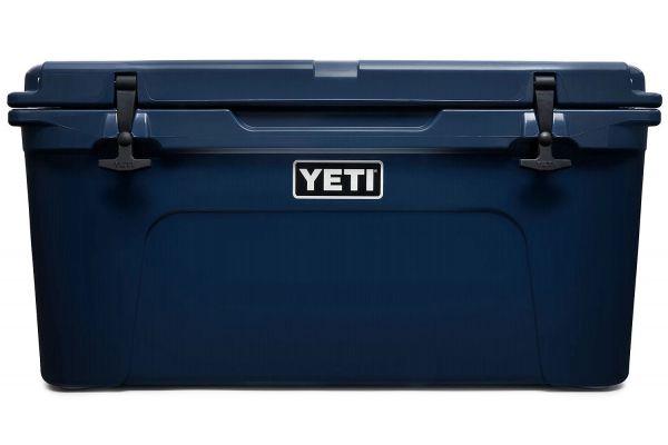 Large image of YETI Navy Tundra 65 Cooler - 10065200000