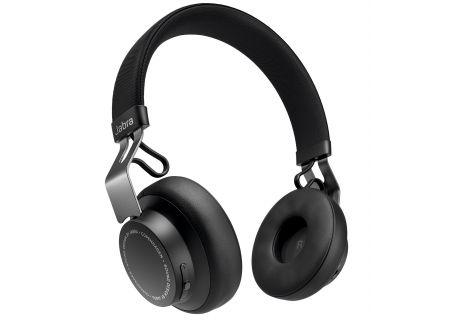 Jabra Move Style Edition Titanium Black On-Ear Wireless Headphones - 100-96300004-02