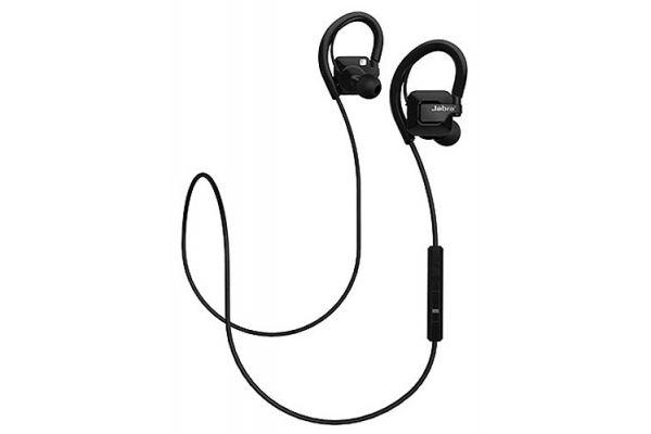 Jabra Step Black Wireless Headphones - 100-97000000-02