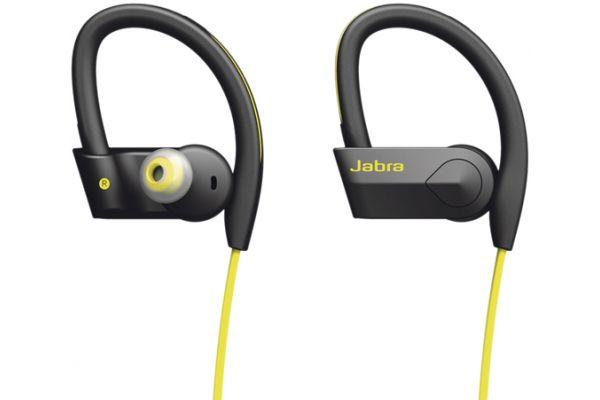 Jabra Sport Pace Yellow Wireless Headphones - 100-97700000-02