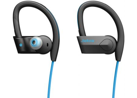 Jabra Sport Pace Blue Wireless Headphones - 100-97700002-02
