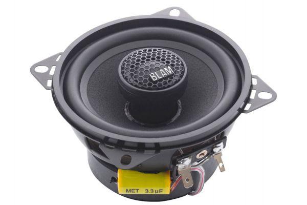 "Large image of BLAM Hi-Efficiency 4"" Coaxial Car Speakers (Pair) - 100 RC"
