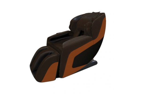 Large image of Human Touch HT Sana Espresso Sofhyde Massage Chair - 100-SANA-001