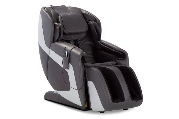 Large image of Human Touch HT Sana Gray Sofhyde Massage Chair - 100-SANA-002