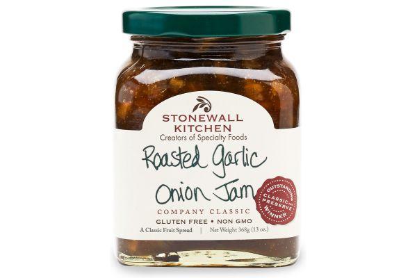 Large image of Stonewall Kitchen Roasted Garlic Onion Jam - 101306S