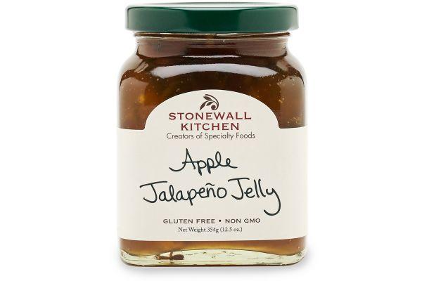 Large image of Stonewall Kitchen Apple Jalapeno Jelly - 101338