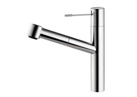 KWC Faucets Chrome Ono Single-Lever Mixer - 10151033000