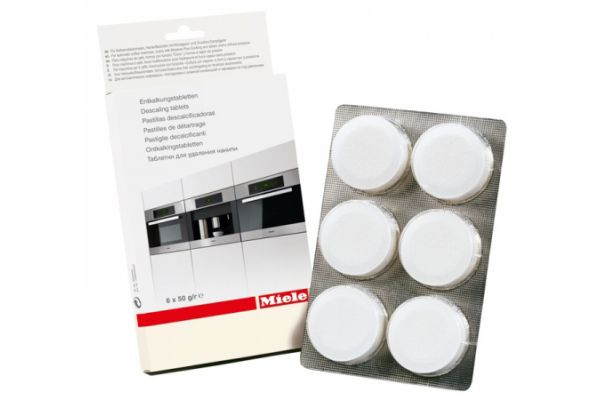 Large image of Miele Descaling Tablets For Coffee Systems And Steam Ovens  - 10178330