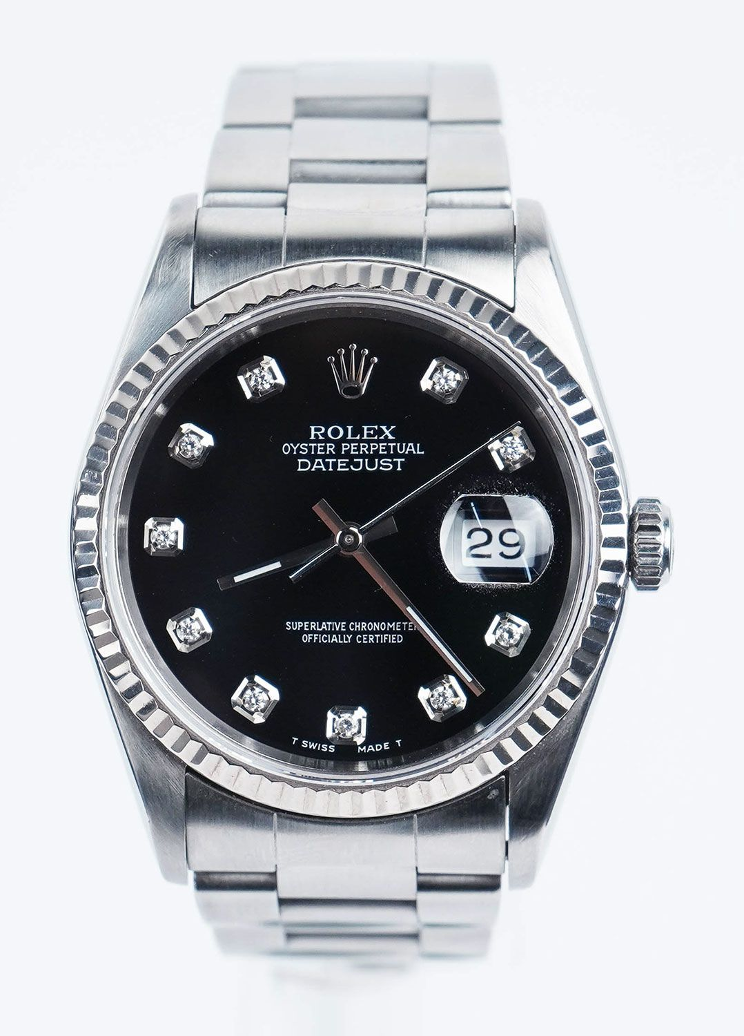 Rolex Oyster Perpetual Datejust Pre ...