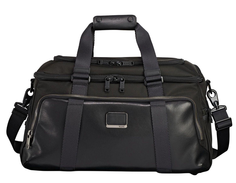 Tumi Alpha Bravo Black Mccoy Gym Bag 103289 1041