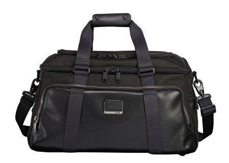 Tumi Alpha Bravo Black Mccoy Gym Bag - 103289-1041