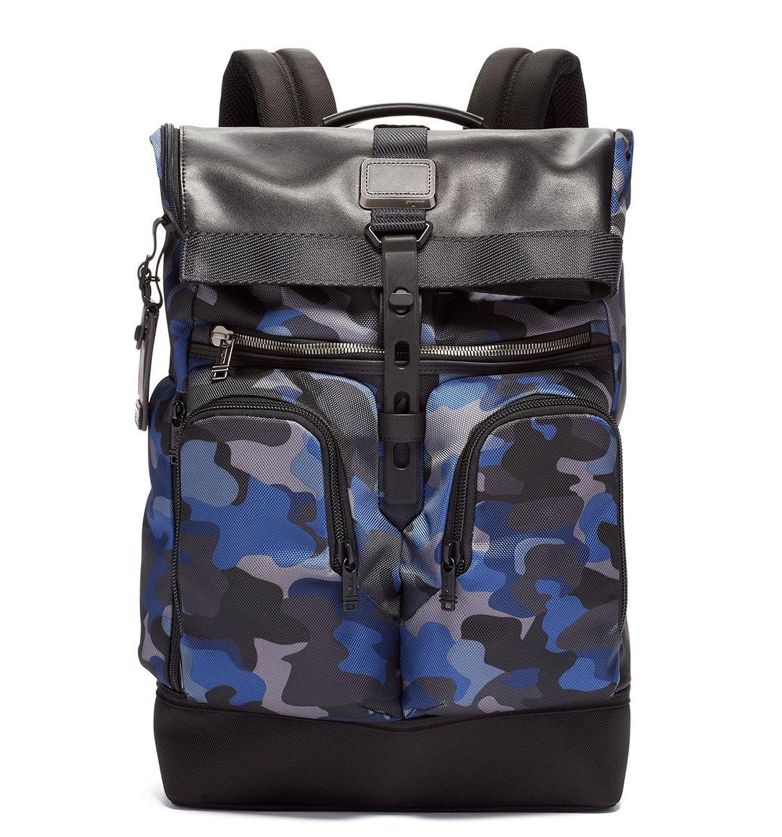 0e96b21c9 Tumi Alpha Bravo Camo London Roll Top Backpack - 1037058138