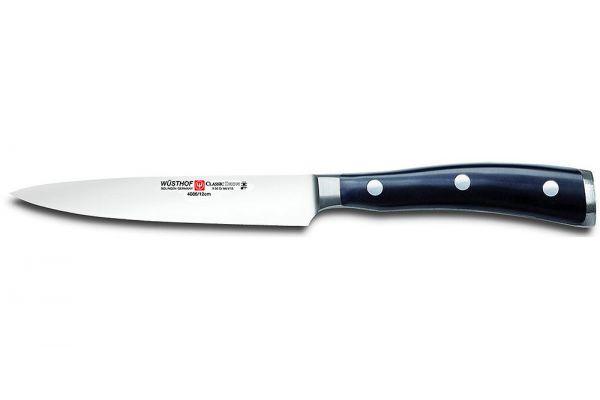 """Large image of Wusthof Classic Ikon 4-1/2"""" Utility Knife - 1040330412"""