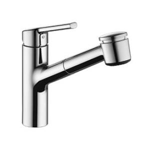 Kwc Luna E Splendure Stainless Steel Kitchen Faucet 10 441