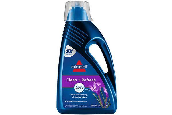 Large image of Bissell 32 Oz Clean & Refresh Febreze Spring & Renewal Formula - 1052